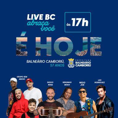 Assista a Live do aniversário de Balneário Camboriú