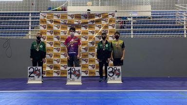 Estadual de Badminton foi realizado em Joaçaba