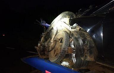 Motociclista que morreu na SC 464 era natural de Água Doce