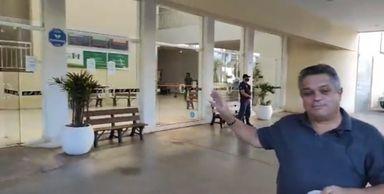 Centro de Eventos em Chapecó será transformado em hospital, informa João Rodrigues