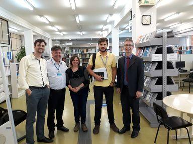 Unoesc firma parceria com CTG Brasil e terá Museu Arqueológico e Laboratório de Arqueologia