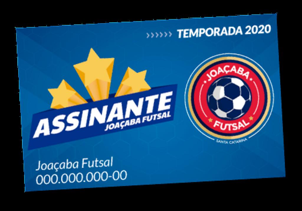 """Lançado o programa """"Assinante Joaçaba Futsal"""""""