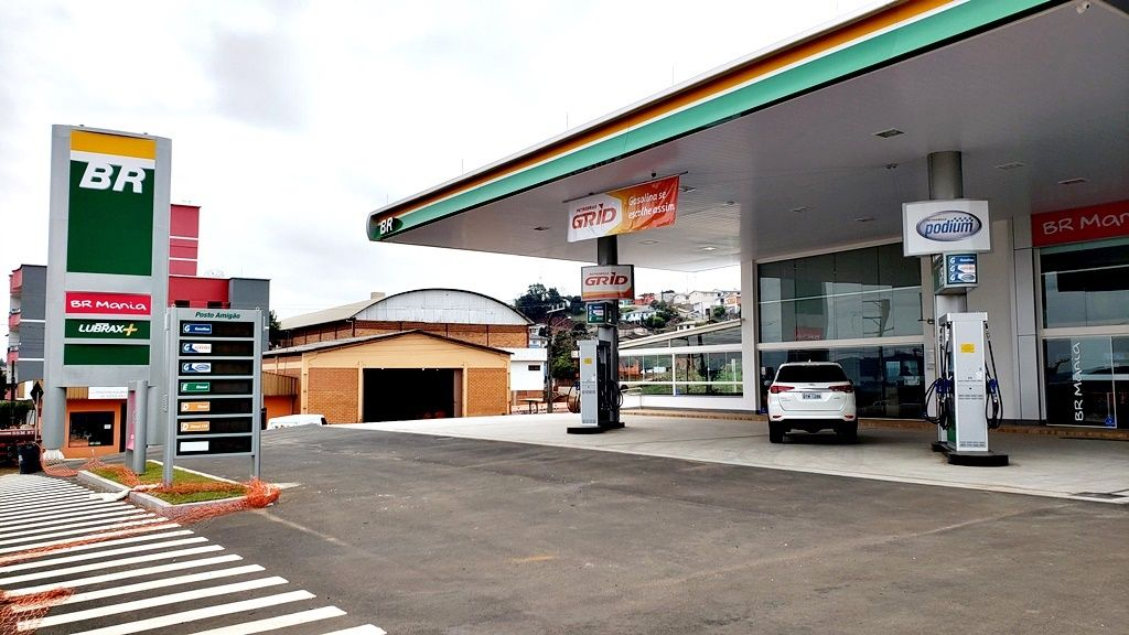 Posto de combustíveis modelo da BR será inaugurado em Capinzal
