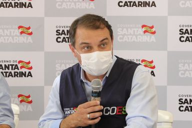 Foto: Governo de Santa Catarina/Divulgação