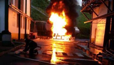 Lacticínios Tirol emite nota sobre incêndio dentro da sua unidade de Treze Tílias