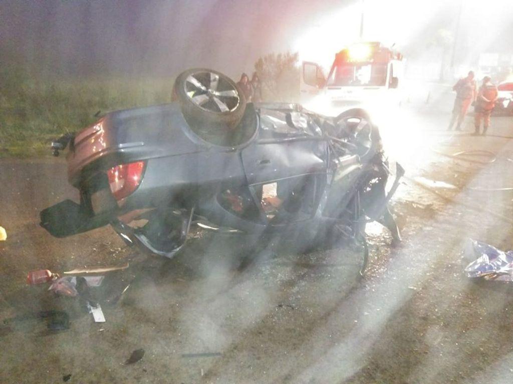 Jovem de 19 anos morre após acidente em Curitibanos
