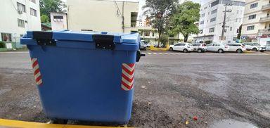 Prefeitura de Herval poderá romper contrato com a empresa responsável pela coleta de lixo no município