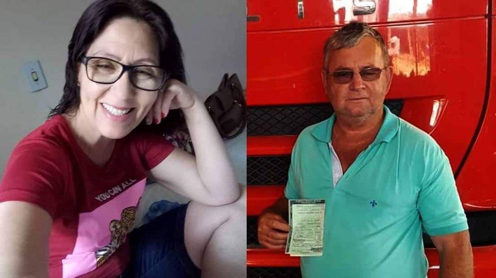 Identificadas as duas vítimas do acidente entre carretas no Oeste