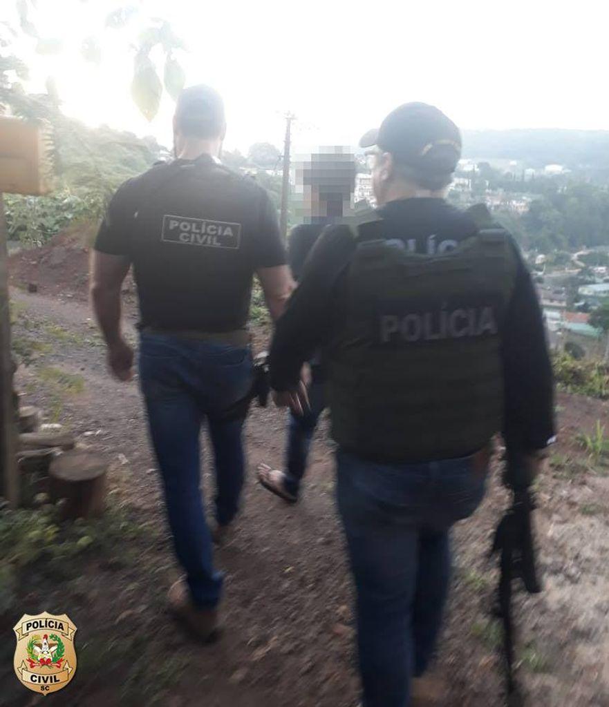 Fotos: Polícia Civil