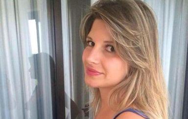 Fabiana Fávero foi morta pelo marido dentro do apartamento do casal (Foto: Arquivo Pessoal)
