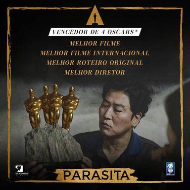 Filme ganhador de 4 Oscars será exibido em Joaçaba