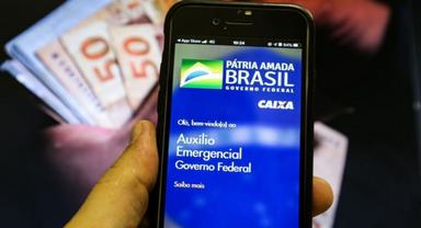 Caixa libera saque do auxílio emergencial para nascidos em março