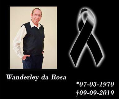 Morre o locutor Wanderley da Rosa