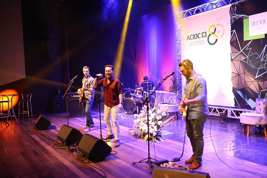 ACIOC celebra 80 anos e lança a Feira Gera 2021