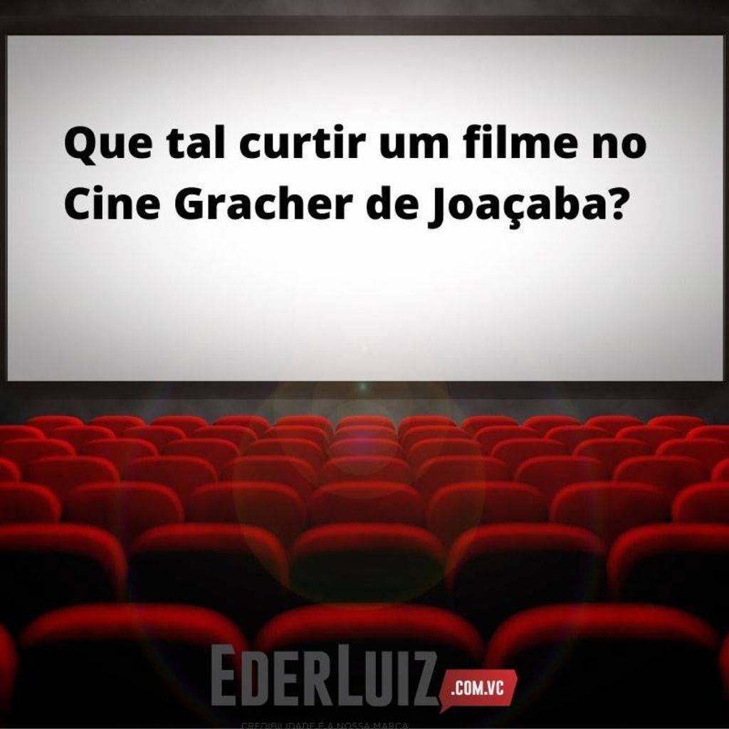 Confira quem ganhou ingressos para o Cine Gracher