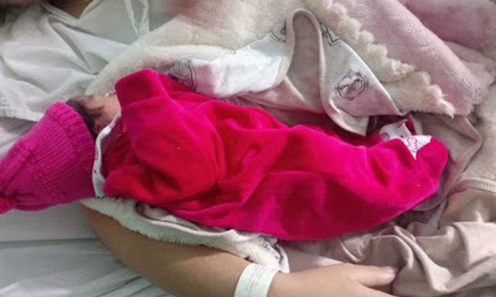 Pai realiza parto da própria filha em Catanduvas