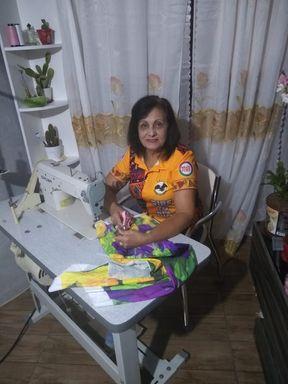 Escola de Samba Unidos do Herval oferece oficinas gratuitas de corte e costura