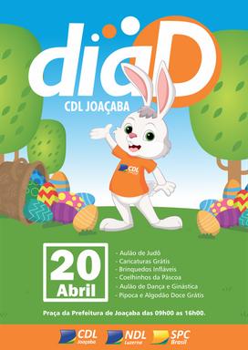 Joaçaba terá programação especial de Páscoa no sábado