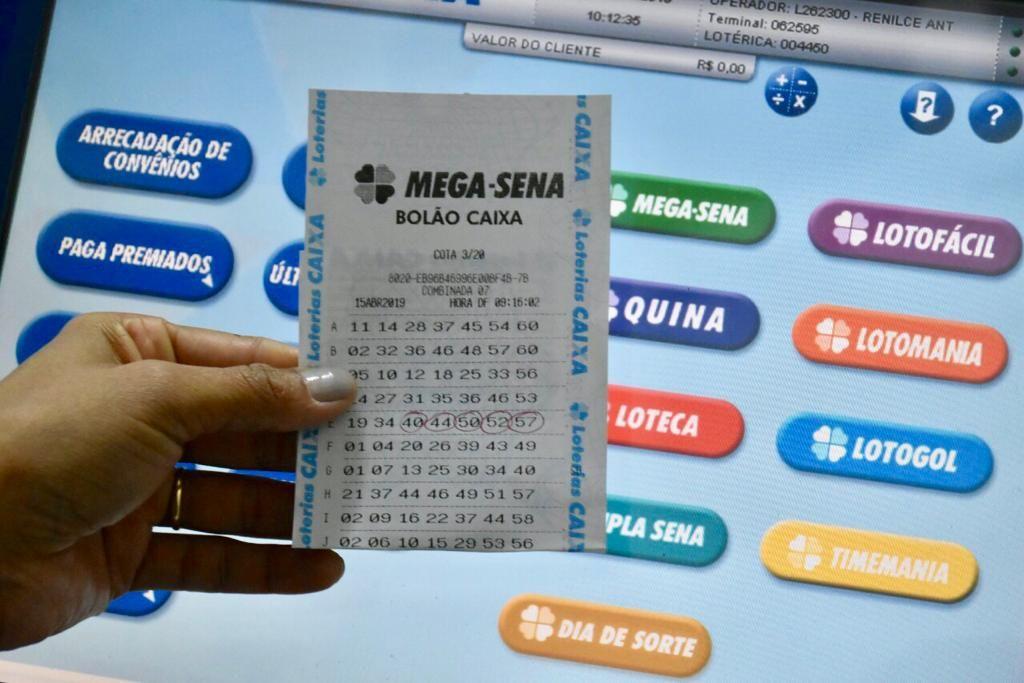 Sorteio premia R$116 mil em lotérica de Curitibanos