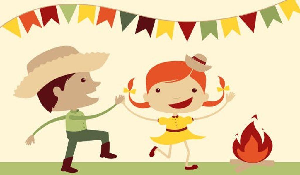 Neste sábado (15) tem Festa Junina no Grupo Escolar Nossa Senhora de Fátima em Herval d' Oeste
