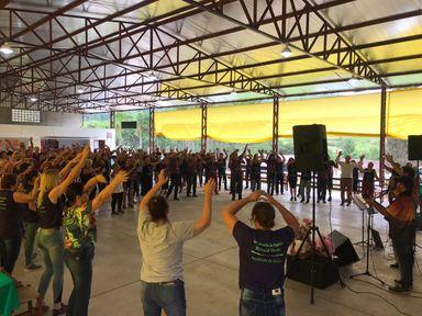 Grupo Mexa-se de Herval d' Oeste realiza confraternização de encerramento das atividades de 2019