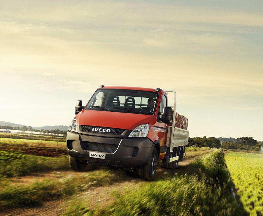 Iveco Daily: versatilidade e economia nas entregas urbanas