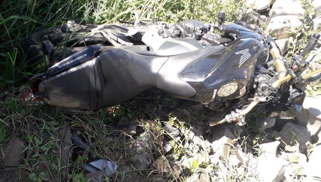 Motociclista morre na BR-470